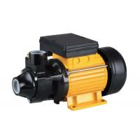 Cheap 1.5HP  Domestic Electric Motor Water Pump with Max Pressure 10 Bar Suction Head for sale