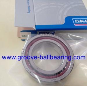 China 71905 CDGA / P4 Angular Contact Bearing 25x42x9mm Super Precision Spindle Bearing on sale