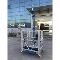 Cheap Zlp Series Suspended Working Platform Easy Fold Aluminum Alloy Electric for sale