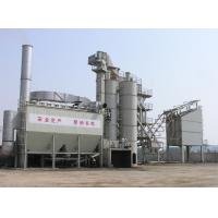 Cheap 95% screening efficiency Asphalt drum mix plant 0.6 stere air storage tank support mixing tower wholesale