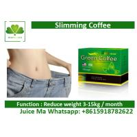 Cheap Control Appetite Fat Burner Green Coffee Bean Weight Loss For Slimming Drinks for sale
