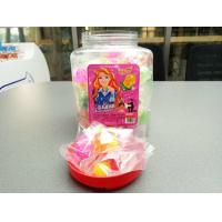 Cheap Diamond Ring Candy / Multi Fruit Flavor Healthy Hard Candy OEM Available for sale