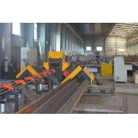 China High Speed CNC Drilling and Marking Machine Line for Angle Steel Bar on sale
