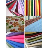 Cheap Bedding Dyed Fabric for sale