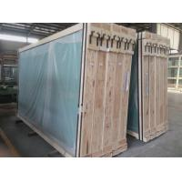 Cheap Clear Laminated Safety Glass with PVB film wholesale