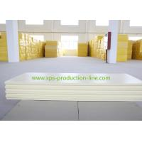High Performance Extruded Polystyrene Foam Board for Airport Runway