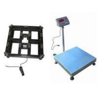 Cheap Digital LED Mild Steel Bench Weighing Scale 300kg 600 Lb Industrial Platform Scales for sale