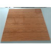 Cheap Fireproof PVC Ceiling Boards For Interior Ceiling Decoration 595×595 Mm for sale