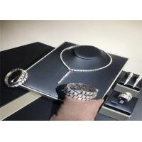 Buy cheap 18KT White Gold Serpenti Bracelet / Necklace / Ring / Earrings Diamond Paved from wholesalers