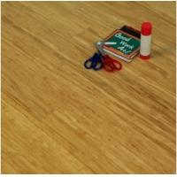 China Eco forest cheap Nature strand woven bamboo floor on sale