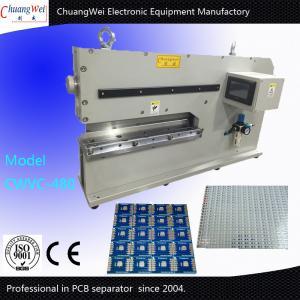Cheap PCB Depanelizer V Groove PCB Depaneling V Scoring PCB Separator for sale