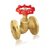 Cheap High Pressure Safety Brass Globe Valve Water Stop Valves 6 Inch DN15 - DN150 for sale