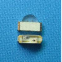 China PCB 1204 1206 RGB SMD LED With Right Lens , Full Color Chip LED epistar sanan chip 25mA on sale