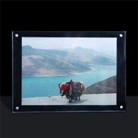 Cheap acrylic photo frame perspex photo frame for Christmas gift for sale