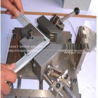 Cheap PVC extrusion with magnetic strips for sale
