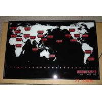 China World time clock converter with 22 cities on sale