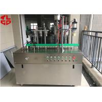 Cheap Stainless Steel Full Automatic Aerosol Spray Filling Machine For Snow Spray for sale