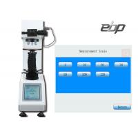 Cheap High Accuracy Vickers Hardness Testing Machine , Vickers Hardness Test Device for sale