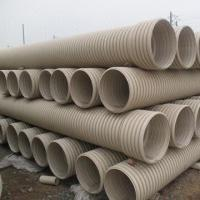 Cheap PVC Pipes, Easy to Install, Suitable for Sewage Water for sale