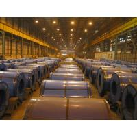 China Custom Cut Deep Drawing Cold Rolled Steel Coils SPCD / SPCE / DC03 on sale