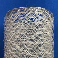 Cheap Polyster Hexagonal Chicken Wire Netting for River / Gabion Wire Mesh for sale