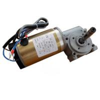 Cheap Aluminium pulley Door opener motor , sliding Door Motor yellow casing with encoder for sale