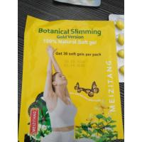 Cheap Good Diet Pills Botanical Slimming Gold Version Soft Capsule Original for sale