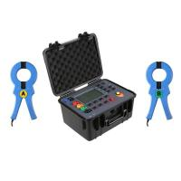 Cheap Precise 100V 30KΩ Digital Earth Resistance Tester For Power Industry / Railway for sale