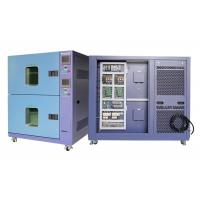 120 Patterns High / Low Temperature Chamber Color Touch Panel Control System