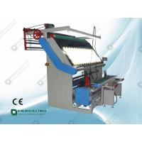 Cheap Roll to Roll Fabric Inspection Machine with high speed for sale