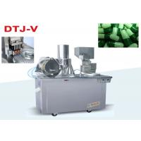 Cheap Pharmaceutical Encapsulator Semi Automatic Capsule Filling Machine for sale