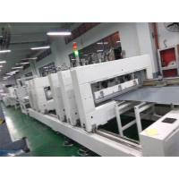 Buy cheap 1300mm 3/6 Station PP Honeycomb Bubble Guard Creasing Machine for Pallet Sleeve from wholesalers