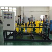 China High Accuracy Chemical Feed Pumps For Industrial Wastewater Treatment on sale