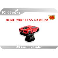 Cheap Mobile Monitor Home Wireless Security Cameras Network Built-In Image Sensor for sale