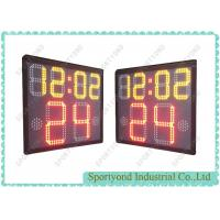 Cheap Sport Basketball Stadium Shot Clock Electronic Attack Timers With Quarter Time for sale