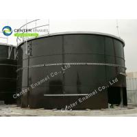 Quality 30000 Gallon Glass Fused To Steel Bolted Tanks For Water Storage Project wholesale