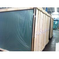 Cheap 2mm-19mm Clear Float Glass with smooth surface , clear laminated glass for sale