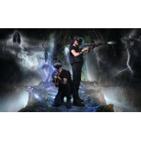 Buy cheap Safety Motion Capture Virtual Reality Software Laser Positioning For Entertainme from wholesalers