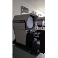 China Horizontal Digital Profile Projector Optical Comparator with DRO DP300 Widely Used in Electronic, Rubber Industry on sale