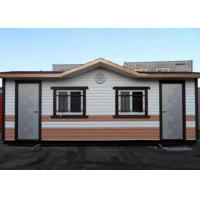 Quality Luxury Shipping Container House Prefab ,  Show Room Factory Prefab Container Home Builders wholesale