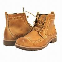 Cheap Men's High Boots, British Pop Style for sale