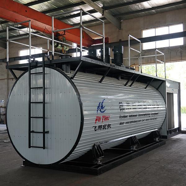 Quality Ultra Low Extraction Position 2.55M Bitumen Equipment wholesale