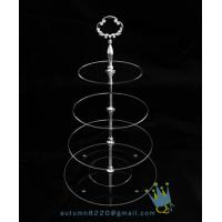 Cheap CD (34) cake stand rods wholesale