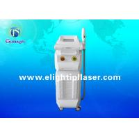Cheap Pigmentation IPL Radio Frequency Hair Removal Machine Permanent 640nm / 690nm for sale