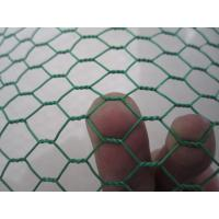 Buy cheap 3/4 Inch 4 Feet x 100 Feet Green PVC Eco-friendly Chicken Wire Mesh Fencing from Wholesalers