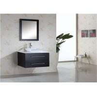 Cheap Hanging Prima Vanity Waterproof Bathroom Cabinets With Mounted Sink And Mirror for sale