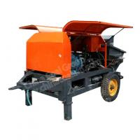 China High Quality And Hot Sales XBS Series Fine Stone Concrete Pump on sale