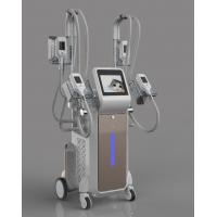 Cheap 4 Cryo handles Fat freezing cryolipolysa cold body sculpting slimming machine for sale wholesale