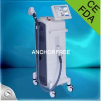 Cheap Women Safety Diode Laser Hair Removal Machine With Double Pulse Even Heating Technology wholesale