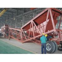 Buy cheap Mobile Concrete Mixing Station 25 m³ per hour Concrete Mixing Plant from wholesalers